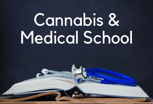 Are Students Educated on Cannabis in Medical School?
